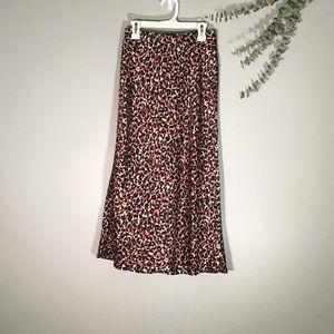 Sanctuary Modern Leopard Everyday Midi Skirt